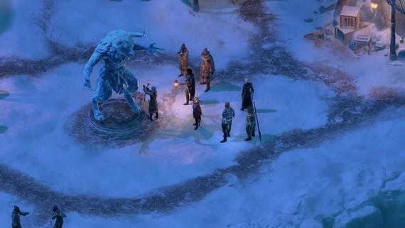Beast of Winter expanzia pre Pillars of Eternity II: Deadfire je vonku