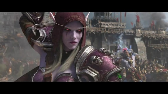 World of Warcraft: Battle for Azeroth  - For Whom the Bell Tolls trailer