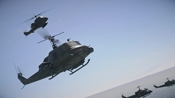 War Thuder dostáva helikoptéry