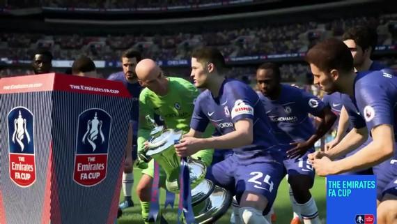 Bližší pohľad na Kick Off režim vo FIFA 19
