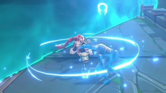 Battlerite Royale predvádza svoj gameplay