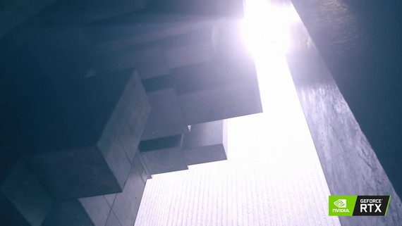 Control - Nvidia RTX trailer