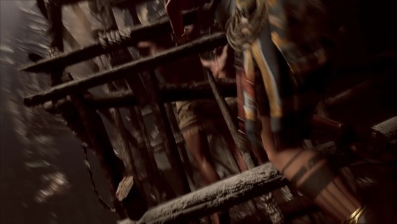 Shadow of the Tomb Raider - Akrobatické lezenie a pasce