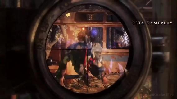 Metro Exodus - stealth gameplay