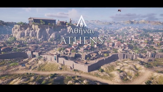 Assassin's Creed Odyssey - Atény