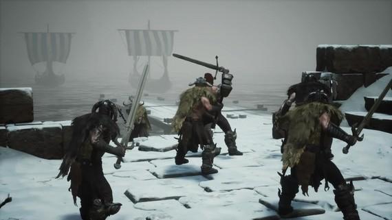 Rune - Rise, Warrior - trailer