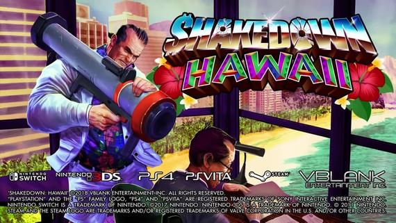 Shakedown: Hawaii - PAX 2018 Teaser