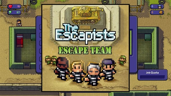 The Escapists: Complete Edition - Launch Trailer