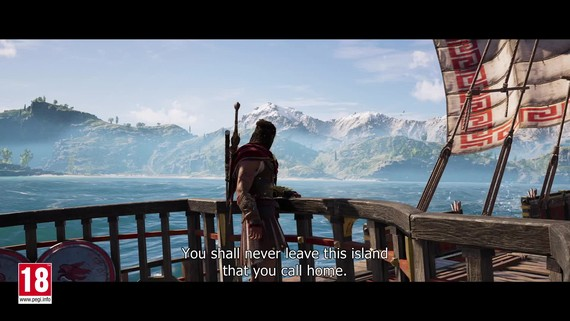 Assassin's Creed Odyssey ponúka launch trailer