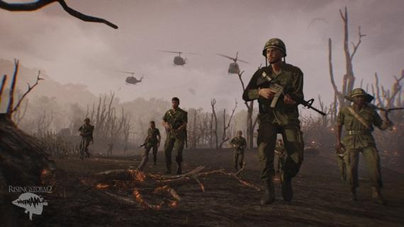 Rising Storm 2: Vietnam  dostáva multiplayerovú kampaň