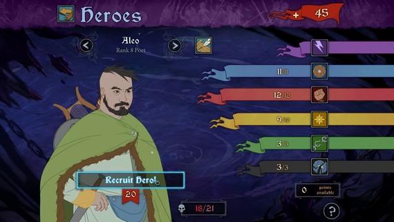 Banner Saga 3 dostáva na PC Survival režim