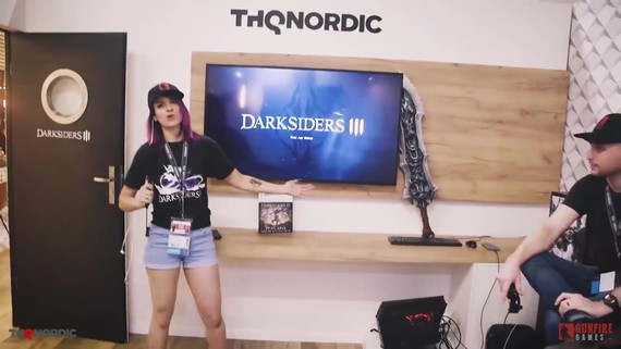 Darksiders 3 - Behind the Scenes
