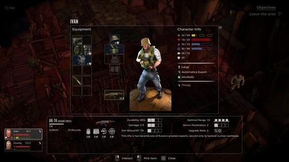 Jagged Alliance: Rage! ukazuje hrateľnosť a prezrádza dátum vydania