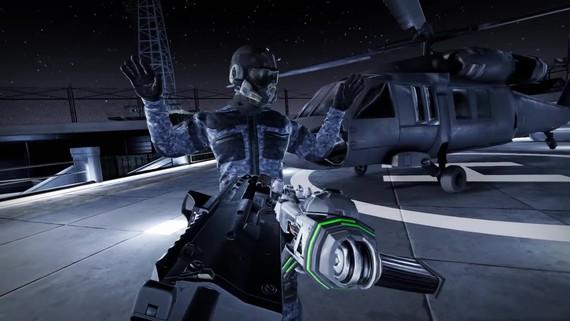 Espire 1: VR operative, bude prakticky VR verzia MGS