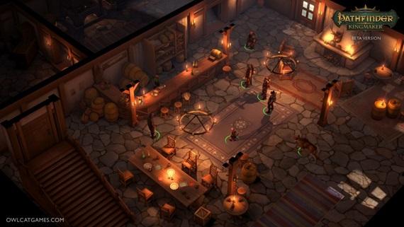 Pathfinder: Kingmaker - Tavern Party trailer
