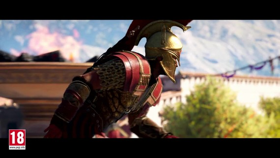 Assassin's Creed Odyssey: The Power of Choice - trailer