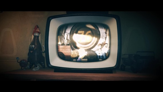 Fallout 76 – In-Game Intro
