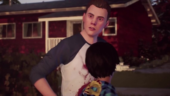 Life is Strange 2 - Meet Sean