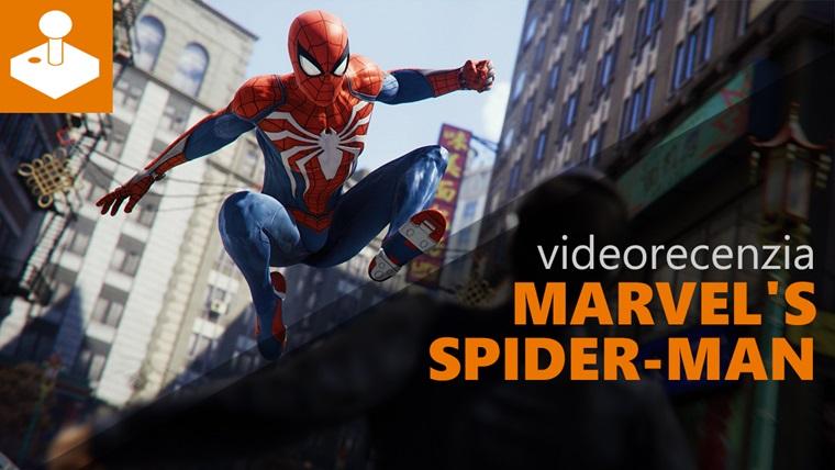 Marvel's Spider-man - videorecenzia
