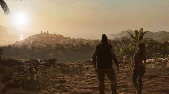 Shadow of the Tomb Raider ukazuje vylepšenia na Xbox One X