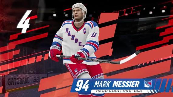 NHL 19 ukazuje legendy