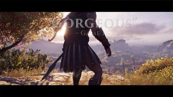Assassin's Creed Odyssey - TV spot