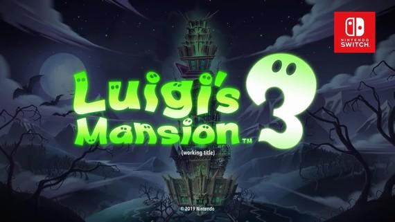 Luigi's Mansion 3 pre Switch predvedené