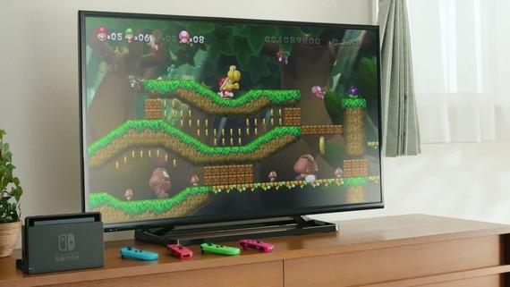 New Super Mario Bros. U Deluxe reklama