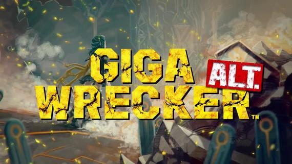 GIGA WRECKER Alt. príde na konzoly v rozšírenej verzii