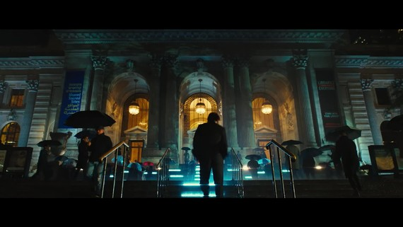 John Wick Chapter 3 - Parabellum - filmový trailer