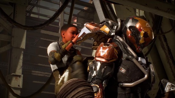 Anthem - gameplay series 1