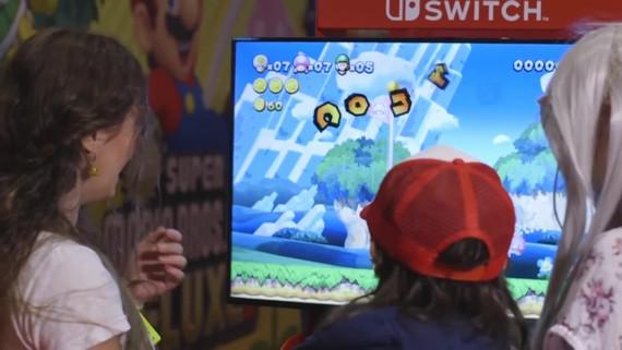 Ako reagujú fanúšikovia na New Super Mario Bros. U Deluxe?