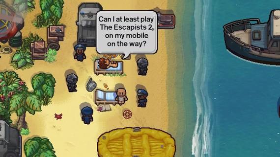 The Escapists 2 vyjde čoskoro aj na mobily