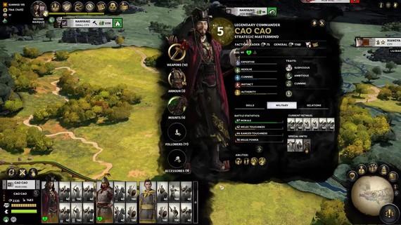 Total War: Three Kingdoms približuje možnosti čínskych špiónov