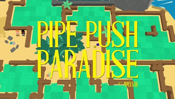 Pipe Push Paradise mieri na Xbox One a PS4