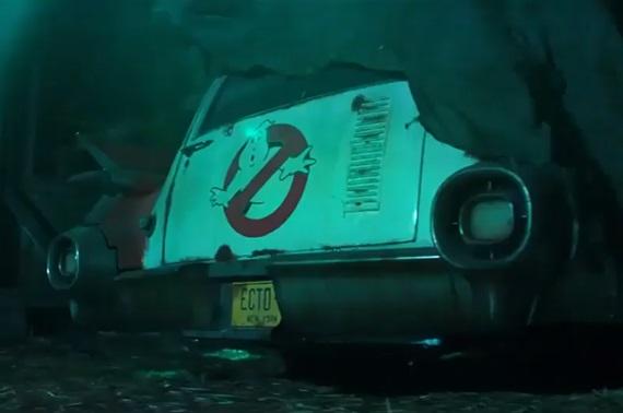 Ghostbusters 3 film ponúka prvý teaser