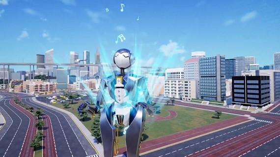 Override: Mech City Brawl predstavuje nový DLC stroj