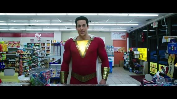 Shazam! ponúkol krátky filmový trailer