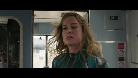 Captain Marvel - filmový trailer