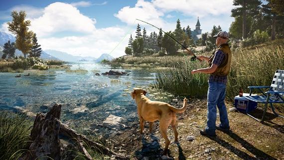 PETA kritizuje rybárčenie vo Far Cry 5
