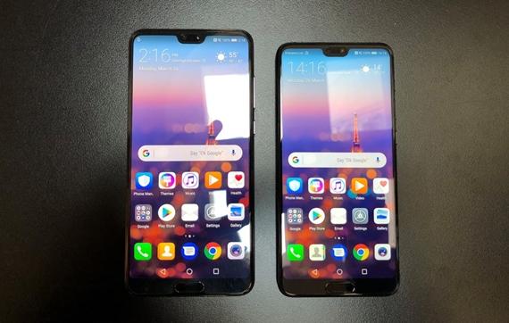 Huawei práve prekonalo Apple v predaji mobilov