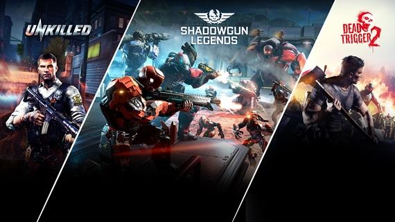 Madfinger Games oslavujú viac ako 200 miliónov stiahnutí svojich hier