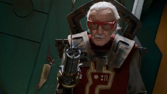 Marvel: Zomrel Stan Lee