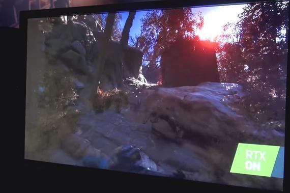 Video na Metro Exodus s raytracingom