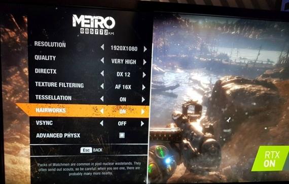 Metro Exodus ponúkne okrem raytracingu aj ďalšie Nvidia funkcie