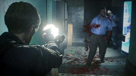 Resident Evil 2 demo je vonku