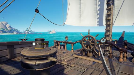 Sea of Thieves je najúspešnejšou novou značkou Microsoftu na Xbox One