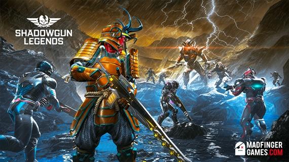 Shadowgun Legends dostal nový režim a ďalšie novinky