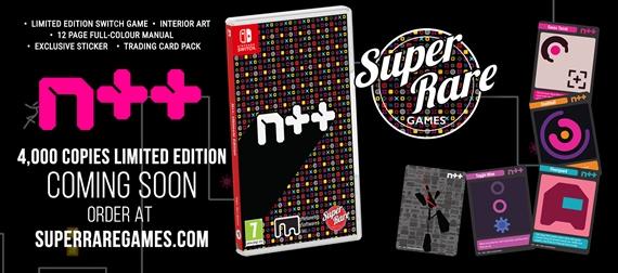 Super Rare Games oznámili svoju ďalšiu ultra limitovanú hru pre Switch