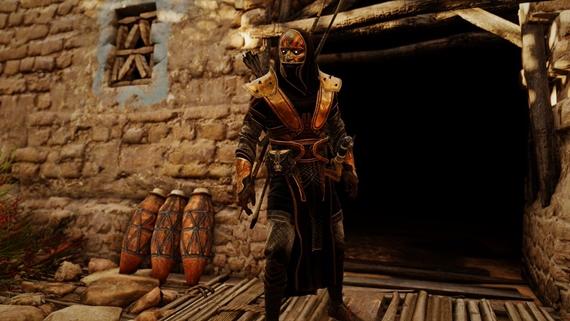 Za prejdenie New Game + v Assassin's Creed: Origins dostanete špeciálny oblek